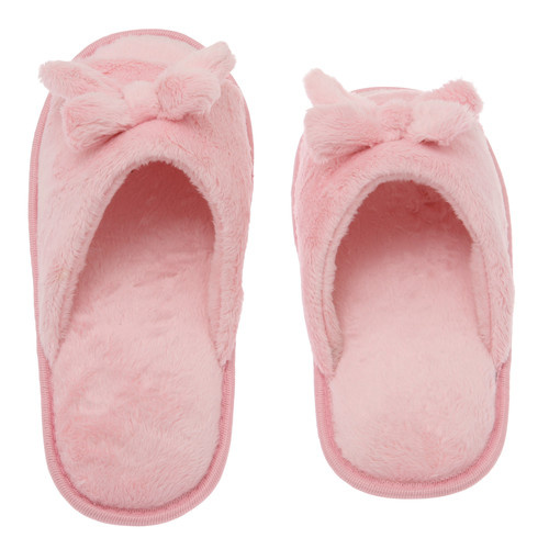 Living Health Products Women's Memory Foam House Slippers