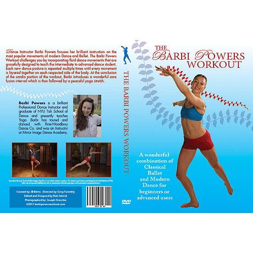 Urban Rebounder Barbi Powers Workout DVD