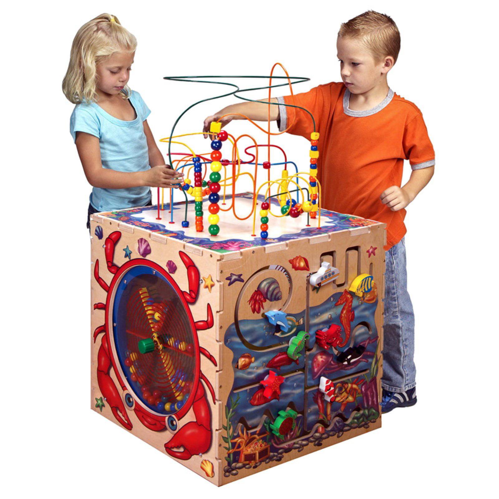 Anatex Sea Life Play Cube Activity Center by Anatex