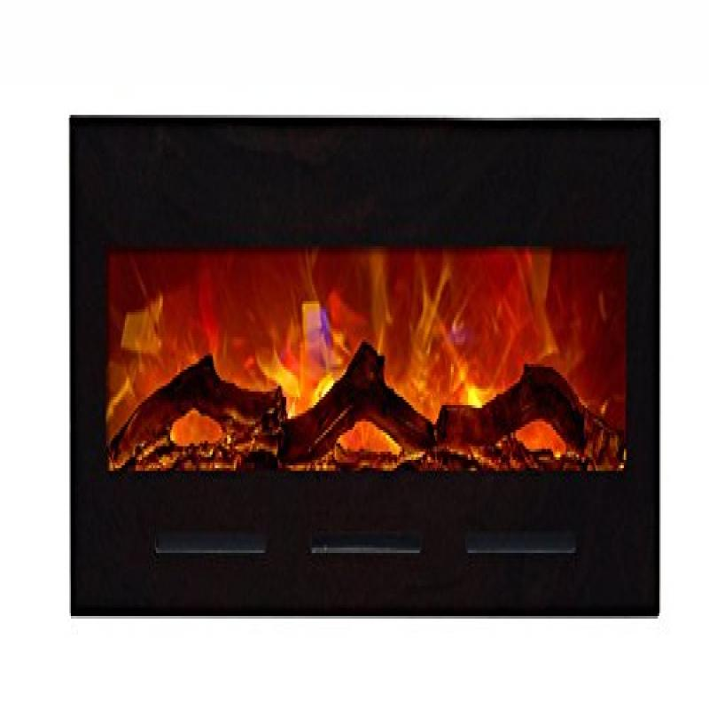 Amantii Built-In Series Electric Fireplace, 50""