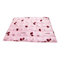"""Ultra Plush Pine & River Weighted Blanket - 