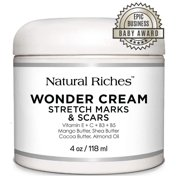 Best Anti Stretch Mark Creams - Stretch Marks & Scar Removal Cream, from Natural Review
