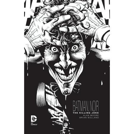 Batman Noir: The Killing Joke - Adult Joke Comics