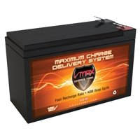 VMAX V10-63F1 10ah 12V battery upgrade Country Home Products brush field MOWER