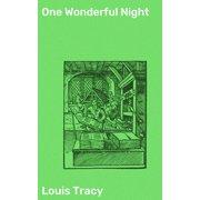 One Wonderful Night - eBook