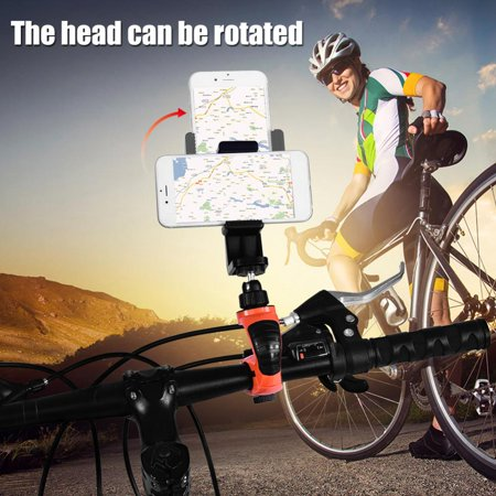 Mount Bike Bracket Gps - TOPINCN Motorcycle Bike Bicycle Handlebar Cell Phone GPS Mount Extension Bracket Holder