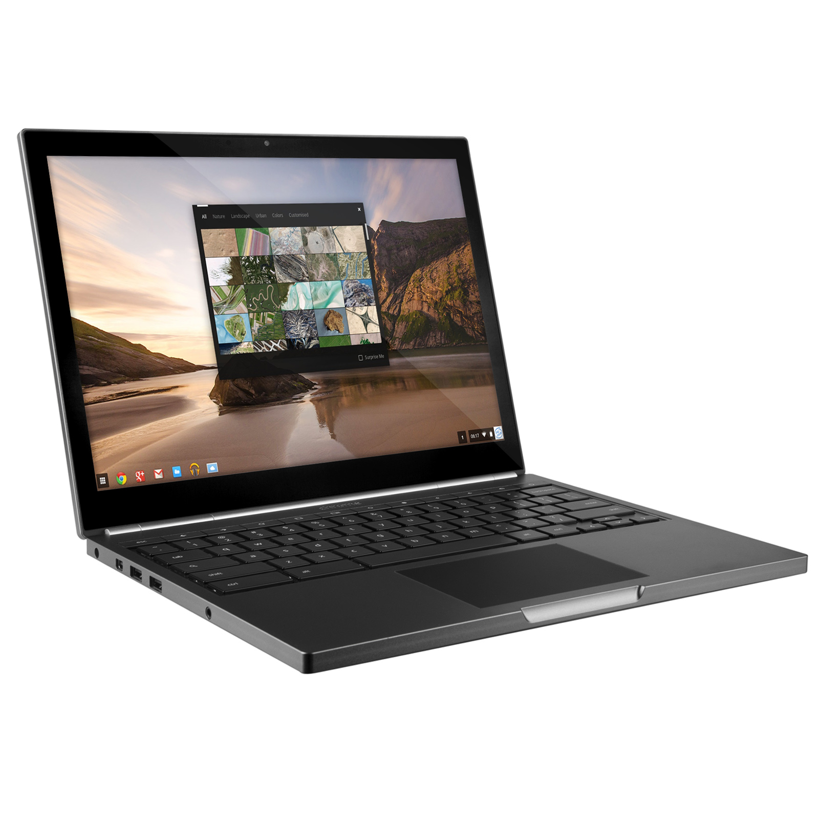 Google Chromebook Pixel 64GB WiFi + LTE Laptop