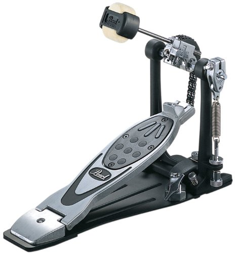 Pearl P2000C Chain-Drive PowerShifter Eliminator Single Bass Drum Pedal