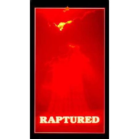 Raptured : A Novel on the Second Coming of the Lord](Halloween Coming Just Wait On It)