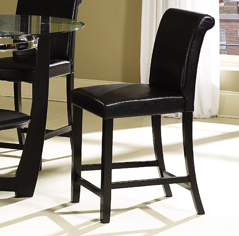 Woodhaven Hill Sierra 24'' Bar Stool with Cushion (Set of 2)
