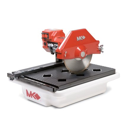 MK Diamond 157222 0.5 Hp 7-Inch Portable Wet Cutting Tile (Cutting Glass Mosaic Tile With Wet Saw)
