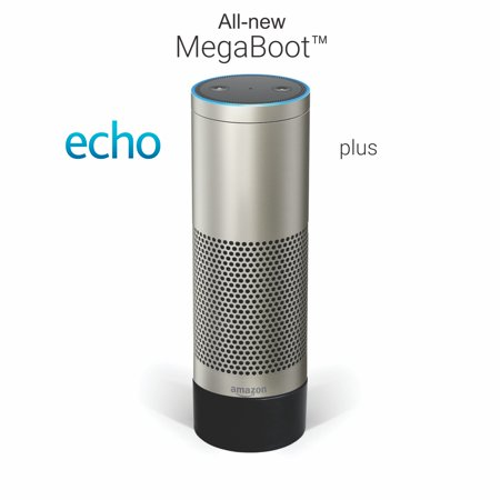 All-new MegaBoot WORKS WITH ECHO 2nd GENERATION AND ECHO PLUS) | With over 24 HOURS of battery life| BatteryBoot