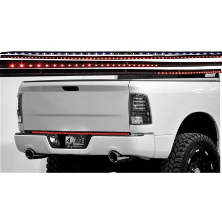 60in Bar (ANZO USA 531006 UNIVERSAL LED TAILGATE BAR 60IN - 5 FUNCTION WITH REVERSE )