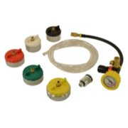 Waekon Industries 62968 Heavy Duty Cooling System Test And Adapter Kit
