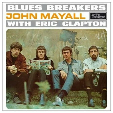 Blues Breakers with Eric Clapton (Vinyl)
