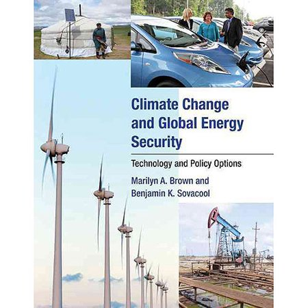 Climate Change And Global Energy Security  Technology And Policy Options