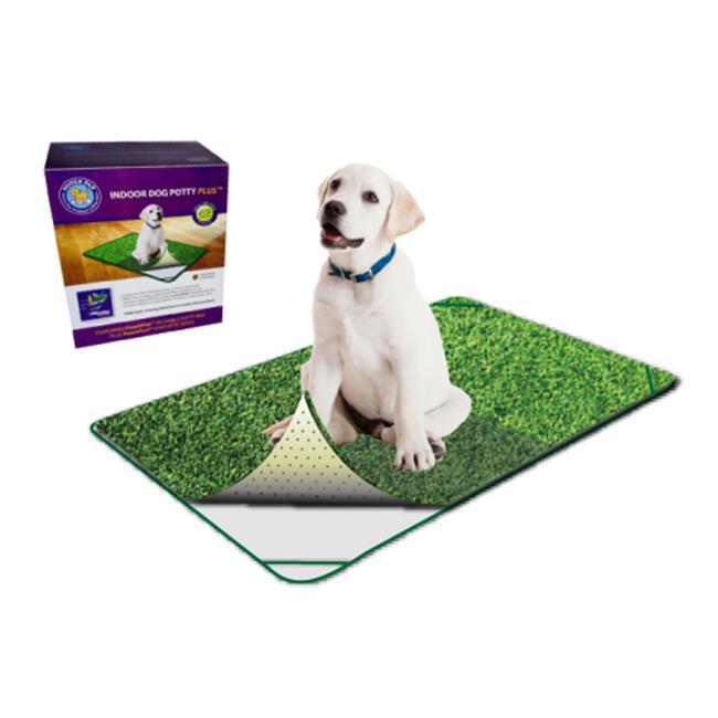 Poochpad PG1828 Medium Indoor Turf Dog Potty Plus