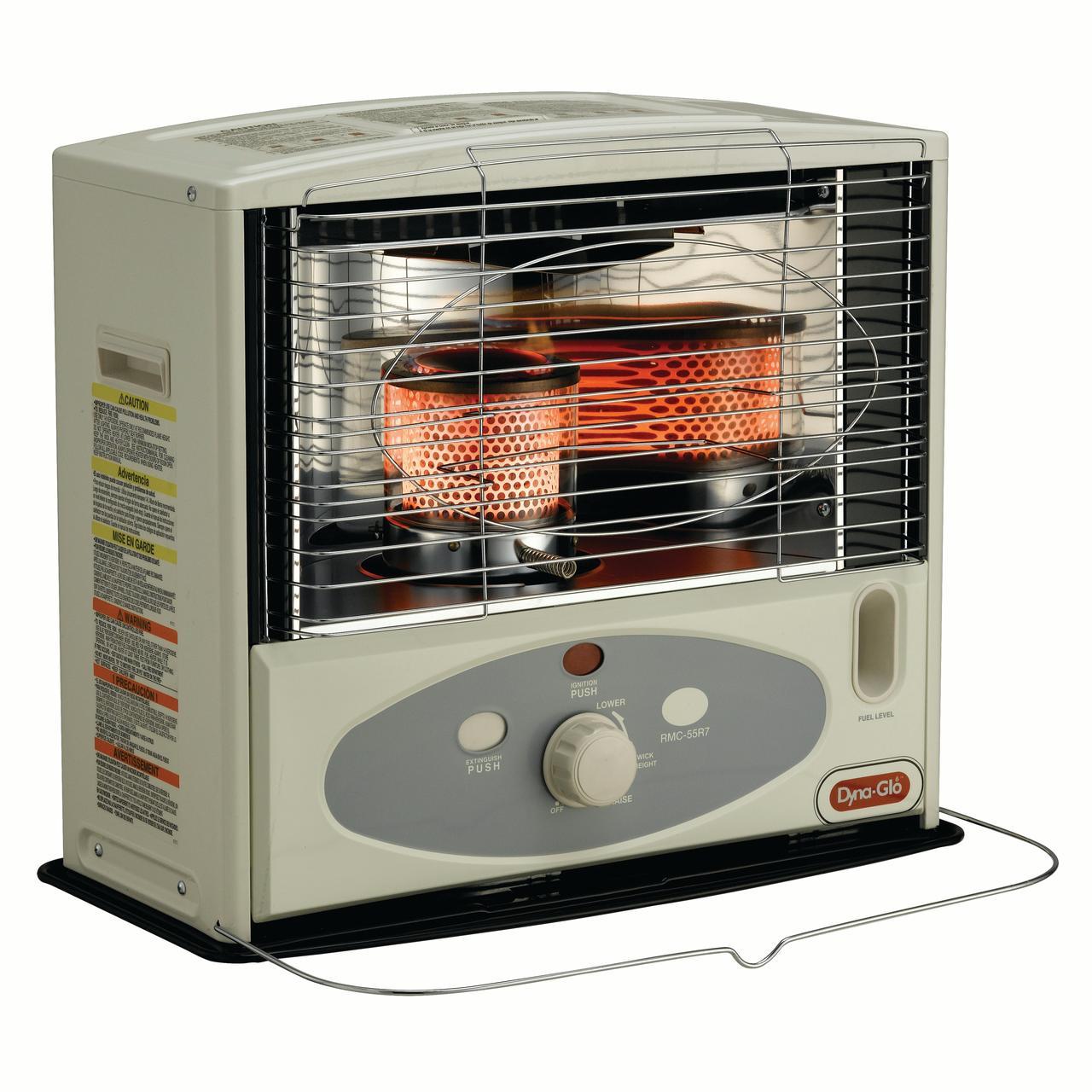 Dyna-Glo RMC-55R7 10,000 BTU Indoor Kerosene Radiant Heater