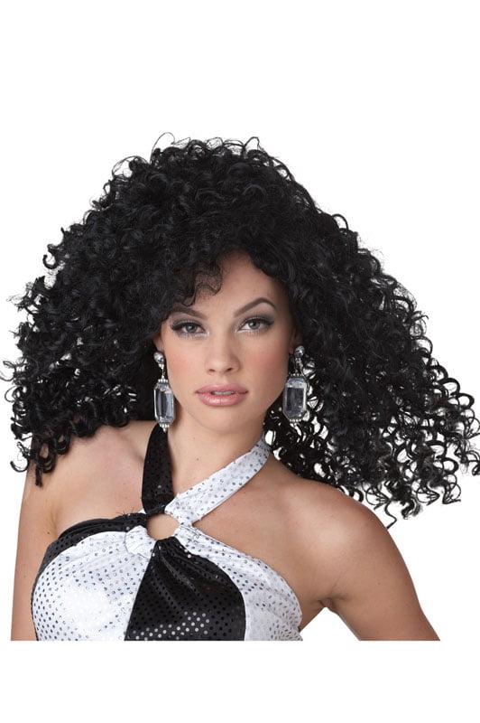 Brand New Prom Queen Nightmare Halloween Costume Wig Auburn