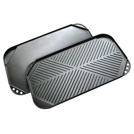 Ecolution Kitchen Extras Non-Stick Cast Aluminum 19 1/2