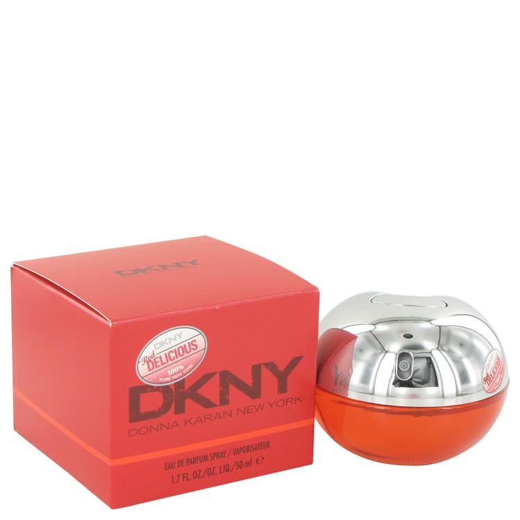 Donna Karan Red Delicious Eau De Parfum Spray for Women 1.7 oz