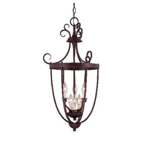 Savoy House 3P-80201-6-13 Three Light Foyer Lantern