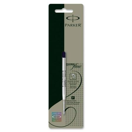 Parker Pen Company Refillable Ballpoint Pen, Fine, Black 1782467