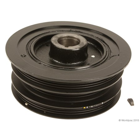 Dorman W0133-1600702 Engine Crankshaft Pulley for Nissan (Dorman Engine Crankshaft Pulley)