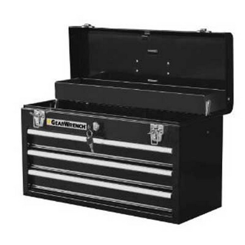 GearWrench 83151 20-Inch 3-Drawer Tool Box