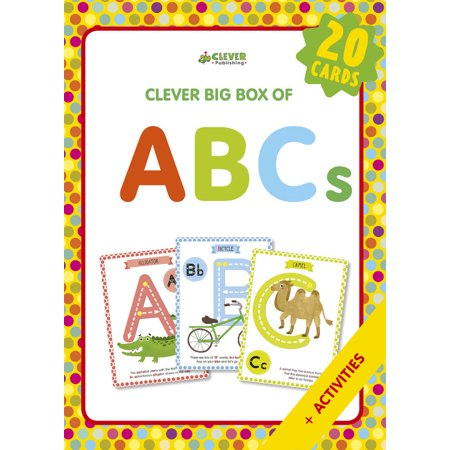 Atc Cards (ABCs : Memory flash cards)