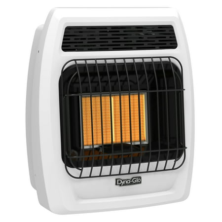 Dyna-Glo IRSS12NGT-2N 12,000 BTU Natural Gas Infrared Vent Free Thermostatic Wall Heater