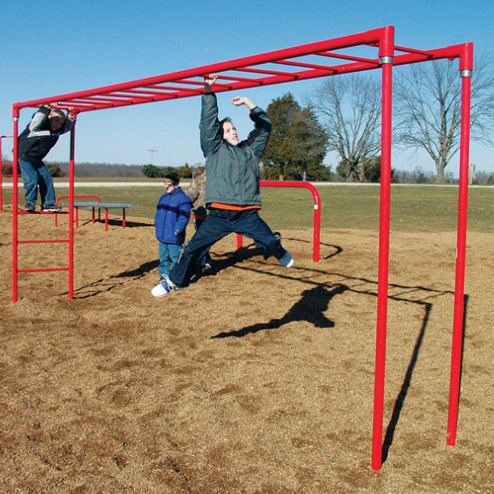 Sportsplay Monkey Bars