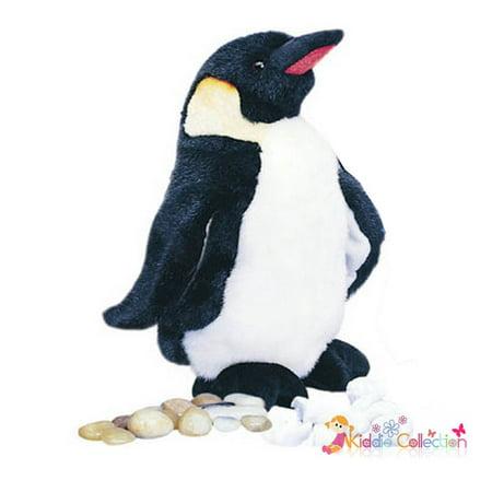 Douglas Cuddle Toys WADDLES FLOPPY PENGUIN