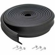 M-D Products 03723 9' Rubber Garage Door Bottom Seal