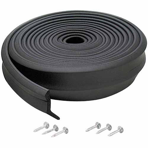 M-D Products 03723 9' Rubber Garage Door Bottom Seal
