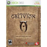 The Elder Scrolls IV: Oblivion Collector's Edition, Bethesda, Xbox 360, 093155118157