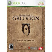 The Elder Scrolls IV: Oblivion Collector's Edition, Bethesda, Xbox 360, 093155118157