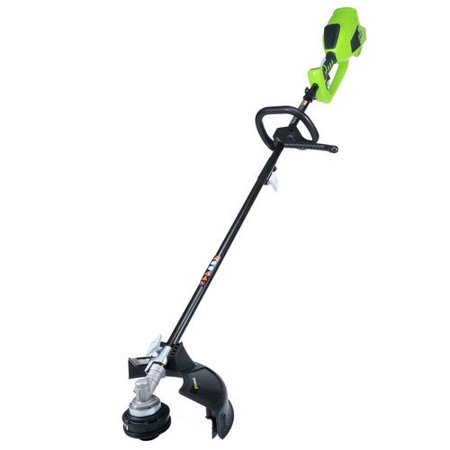 Greenworks 14-Inch 40V Cordless String Trimmer (Attachment Capable), Battery Not Included