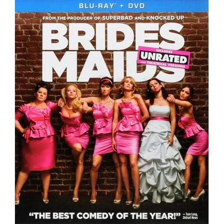 Bridesmaids UK Blu-ray Detailed