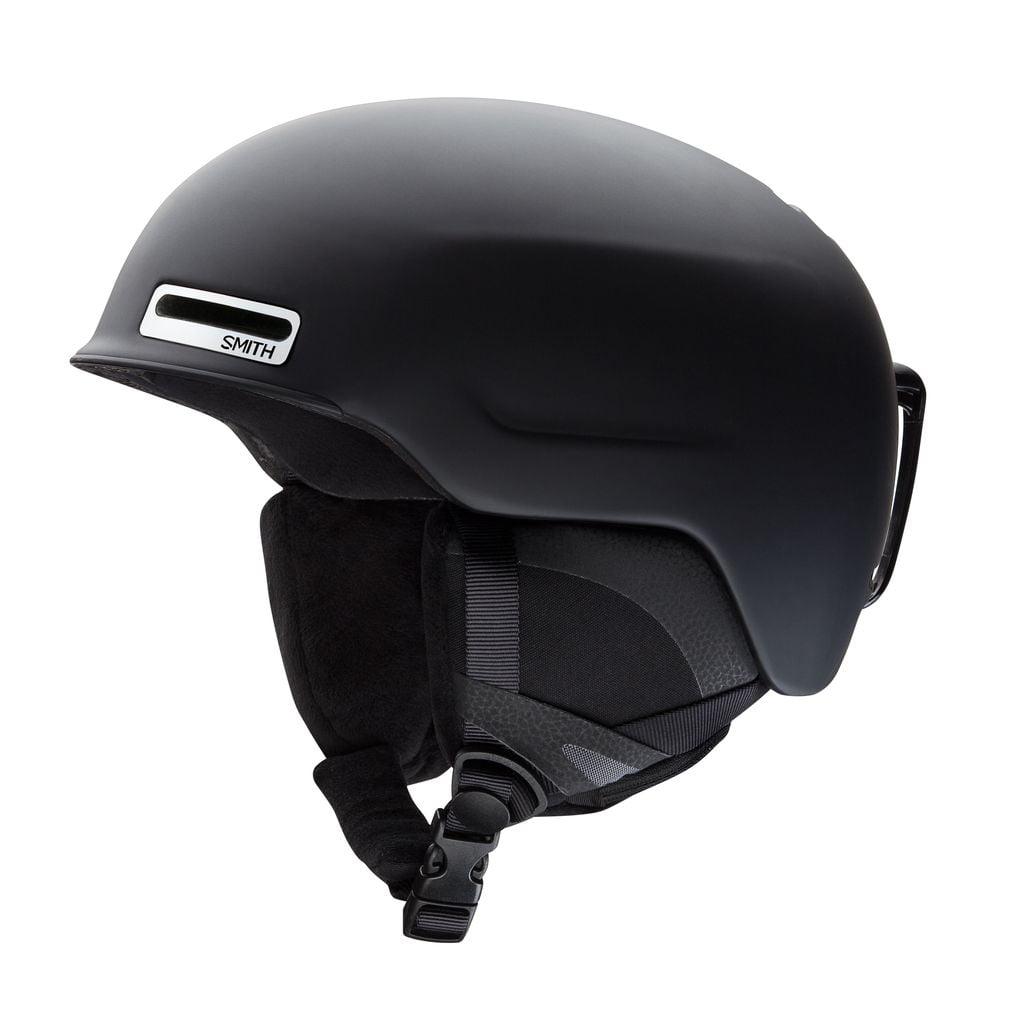 Smith Optics Snow Helmet Adult Maze Asian M Black H16-MZ by Smith Optics