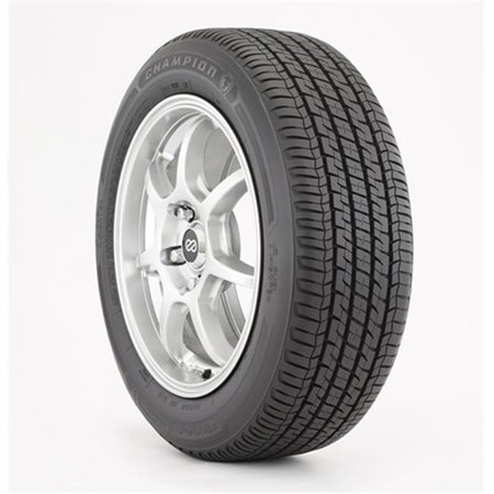 Firestone 014808 Champion Fuel Fighter Tire  44  Black Wall   205 70R15