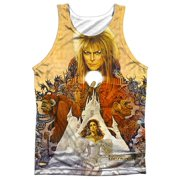 Cover Art Mens Sublimation Tank Top Shirt