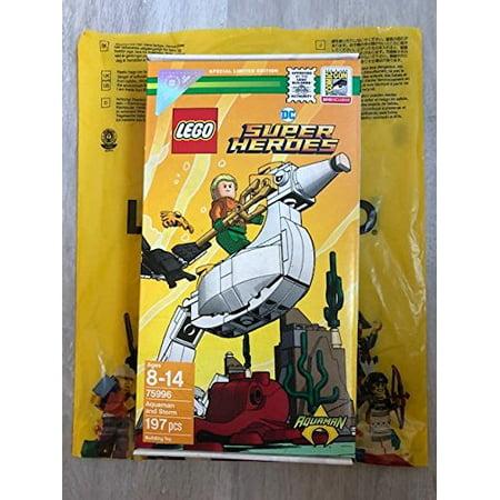 LEGO DC Super Heroes Aquaman SDCC18 Exclusive Aquaman and - Storm Superhero