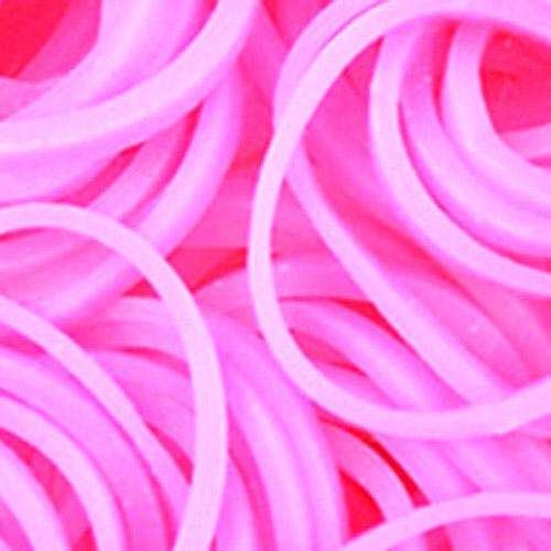 Loom Bands Value Pack, 525-Pack, Light Pink