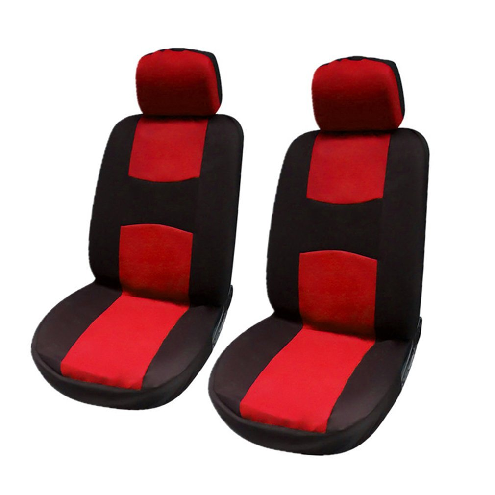 2016 New Style Breathable Front Rear Universal Car Seat Covers Luxury Cute Auto Vehicles Accessories Best Selling Products