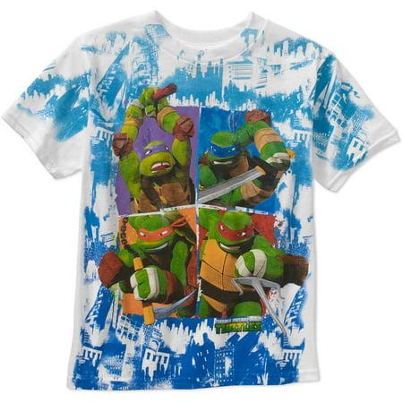 Teenage Mutant Ninja Turtles Clothing (Teenage Mutant Ninja Turtle Boys' Graphic)