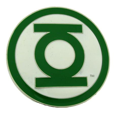 Green Lantern Belt Buckle American Superhero DC Comics Logo Icon Movie Costume