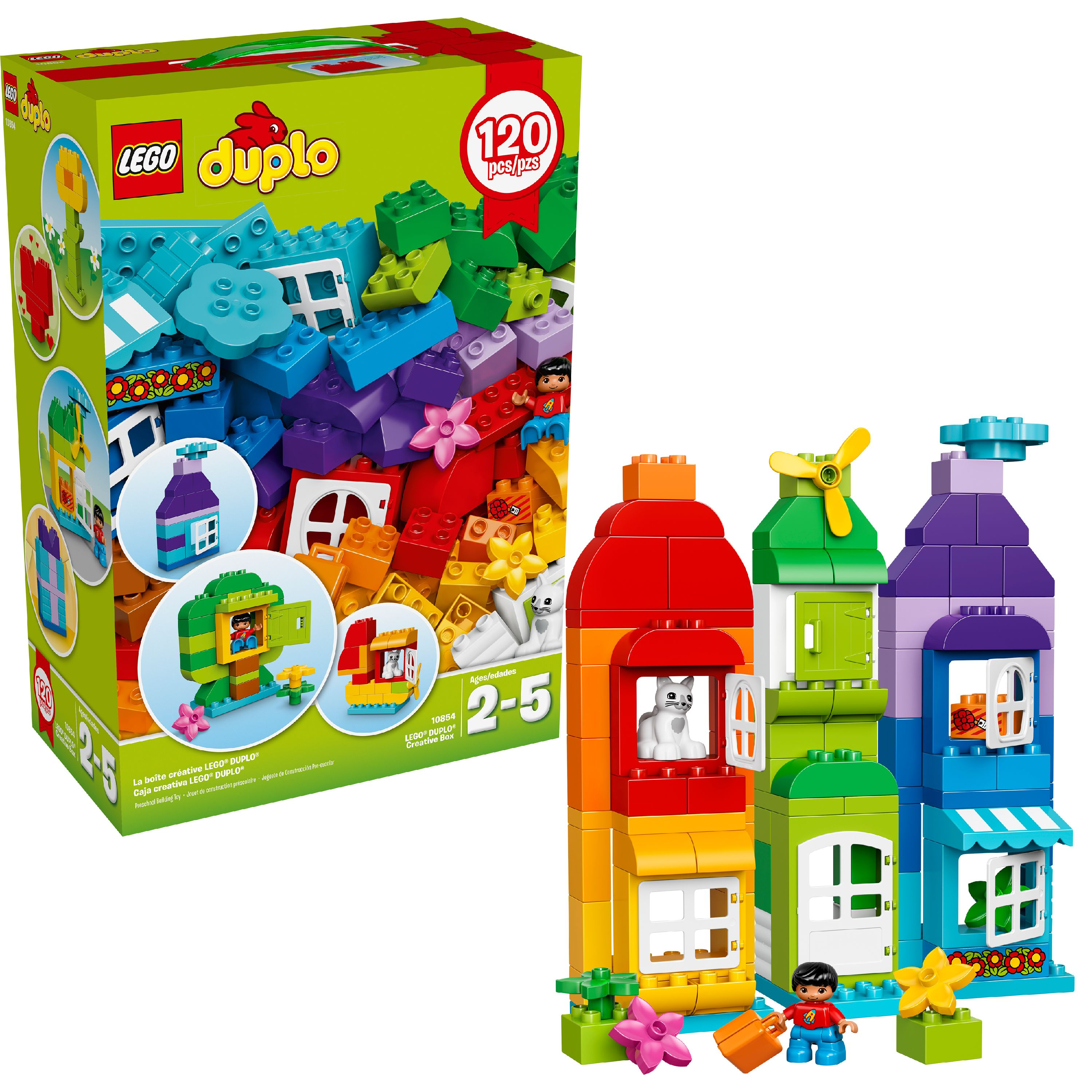 LEGO DUPLO My First LEGO® DUPLO® Creative Box 10854