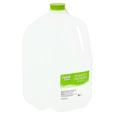 Great Value Drinking Water, 1 Gallon