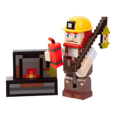 Terraria Demolitionist Action Figure